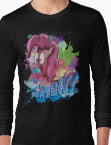 Pinkie Pie SPLAT PARTEH! Long Sleeve T-Shirt