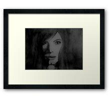 Sandra Framed Print