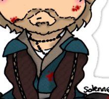 Rochefort - I wonder why nobody loves me Sticker