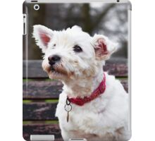 West Highland White Terrier Dog  iPad Case/Skin