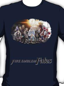 Fire Emblem if / Fates - Hoshido vs Nohr T-Shirt
