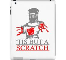 'Tis But A Scratch T Shirts, Stickers and Other Gifts Monty Python's iPad Case/Skin