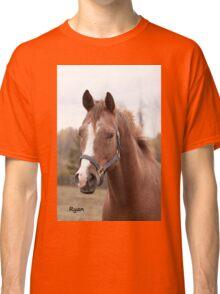 Ryan - NNEP Ottawa, ON (portrait) Classic T-Shirt