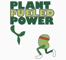 Runner Bean - Plant Fueled Power Kids Clothes