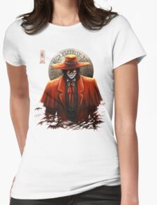 Alucard Womens Fitted T-Shirt