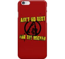 No Sleep Till Pandora iPhone Case/Skin