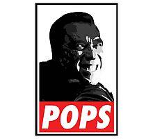 Terminator, Genisys - Pops - black Photographic Print