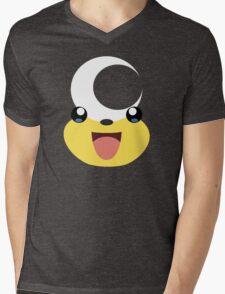 Pokemon - Teddiursa / Himeguma Mens V-Neck T-Shirt