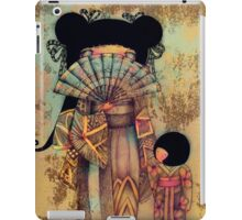 mai and suki iPad Case/Skin