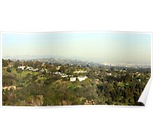 A View From the Getty 0749 Poster