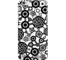 Ecosystem - Black and White iPhone Case/Skin