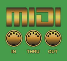 Midi Gold Kids Clothes