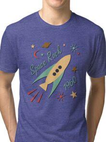 Space Rock 1960 Tri-blend T-Shirt