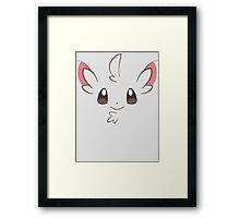 Pokemon - Minccino / Chillarmy Framed Print