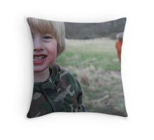 Rope Swing Throw Pillow