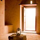 Lantern - Oman  by Joel  Staples