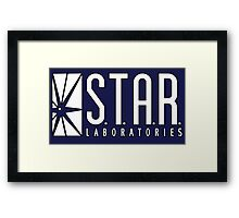 STAR Laboratories Framed Print
