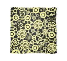 Ecosystem - Chalk Yellow and Black Scarf