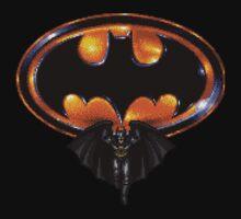 The Dark Knight v2 [Mega Drive Edition] T-Shirt
