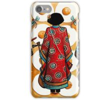 Tang Court Trio Musicians iPhone Case/Skin