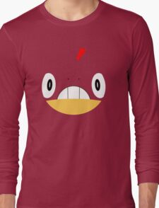 Pokemon - Scraggy / Zuruggu Long Sleeve T-Shirt