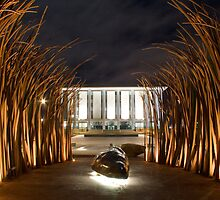 """""""Library, Fire and Water"""" by Paul Dean"""