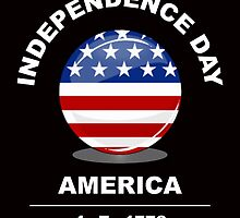 independence day, america 4-7-1776 by creativecm