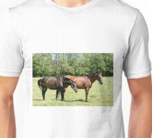Buddies -Joy and Regal  NNEP Ottawa, On Unisex T-Shirt