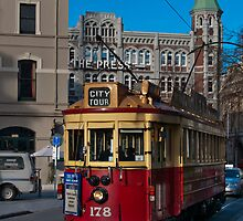 Tram No 178 by fotoWerner