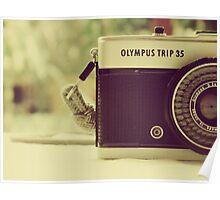 olympus trip 35.... Poster