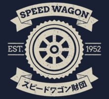 SPW - Speed Wagon Foundation [Cream] by wanderingkotka