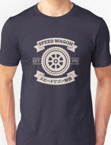 SPW - Speed Wagon Foundation [Cream] Unisex T-Shirt