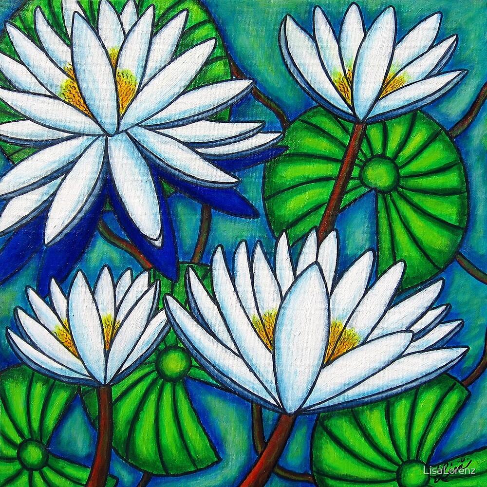 Pond Jewels by LisaLorenz