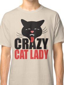 Crazy Cat Lady T Shirt Classic T-Shirt