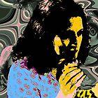 Morgan as Pop Art by LRenyer