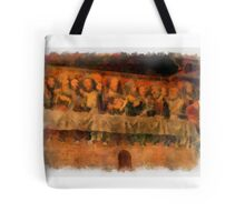 Last Supper by Pierre Blanchard Tote Bag