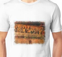 Last Supper by Pierre Blanchard Unisex T-Shirt