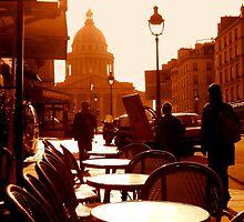 Pantheon à Paris by Josephine Pugh