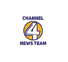 Anchorman - Channel 4 News Team by phunknomenon