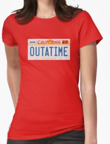 OUTATIME Womens Fitted T-Shirt
