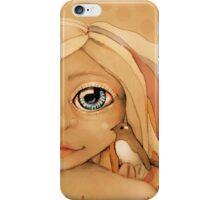 Nature's Child  iPhone Case/Skin