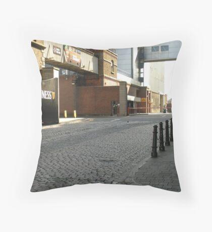 Guinness Storehouse, Dublin Ireland Throw Pillow