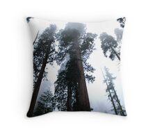 Sequoia II Throw Pillow