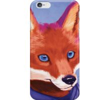 Nwar the fox iPhone Case/Skin