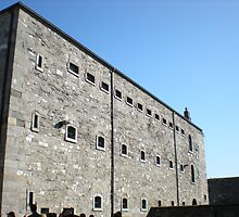 Beautiful day outside Kilmainham Gaol by kdilts