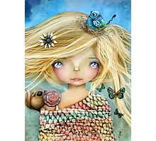 Nature Girl Photographic Print