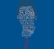 Doctor Who: Tenth Doctor Word Art by KillToe