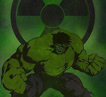 Hulk by Holly Jane