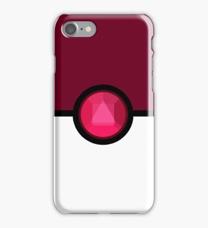 Gotta Catch '(G)em All (Garnet Design) iPhone Case/Skin