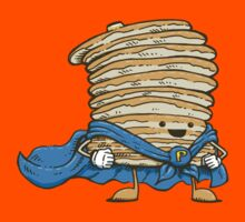 Captain Pancake Kids Tee